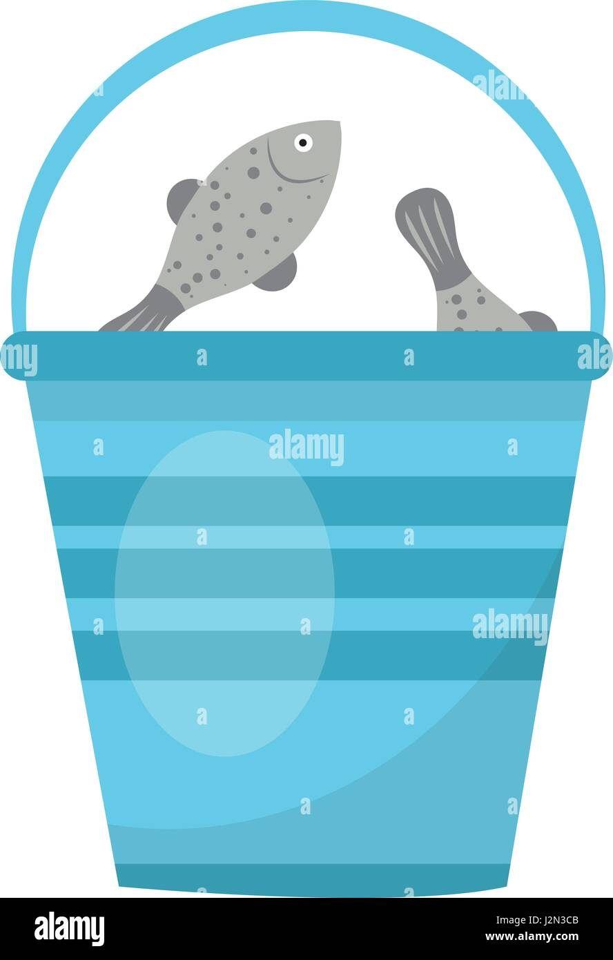 Bucket of fish stock photos bucket of fish stock images for Bucket of fish
