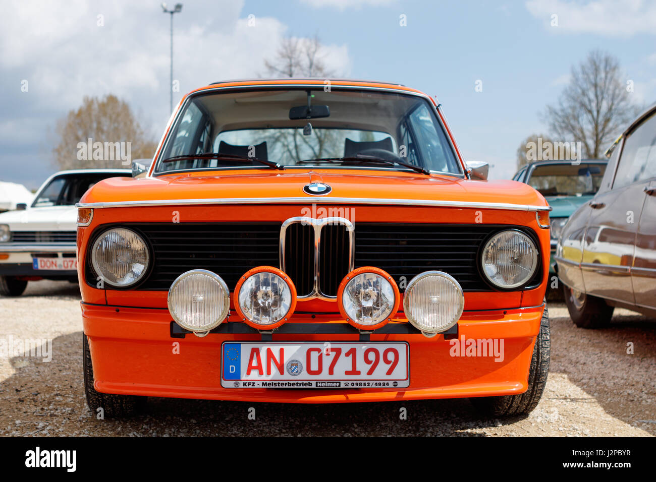 Oldtimer Bmw Stock Photos Amp Oldtimer Bmw Stock Images Alamy