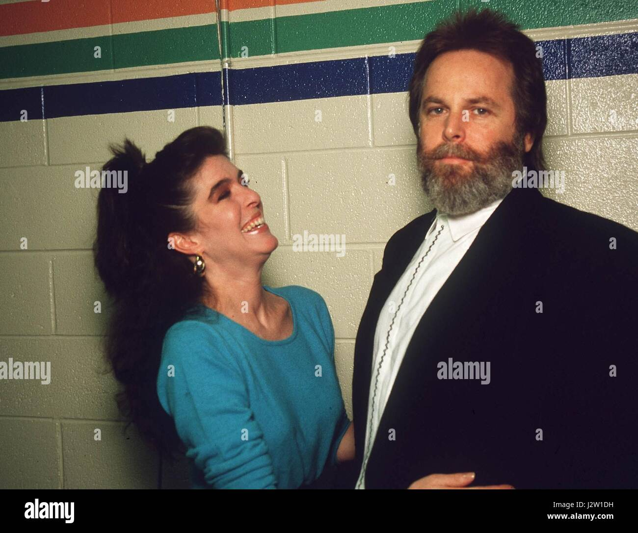 carl wilson and gina martin relationship test