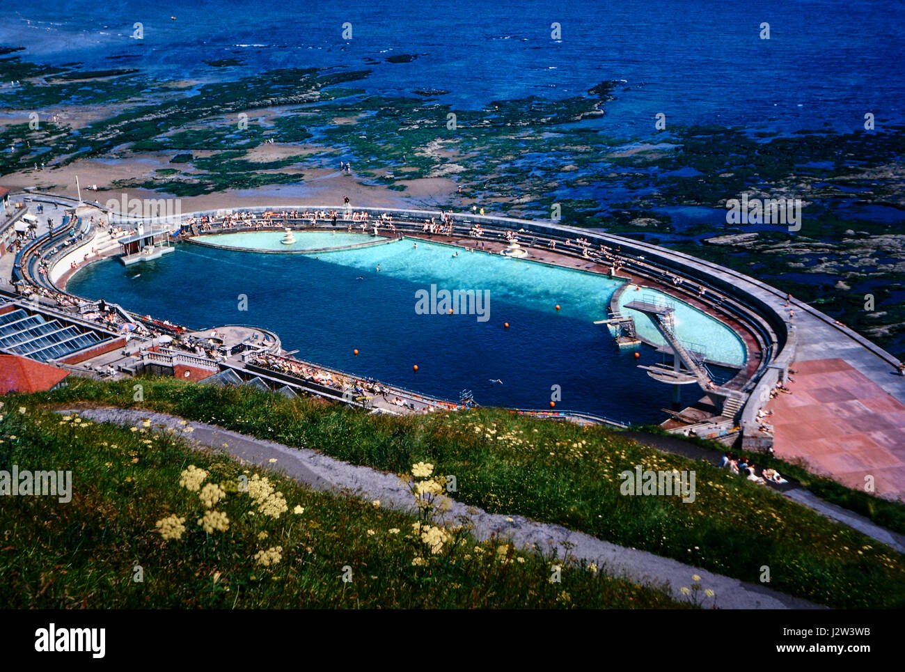 Britain Holiday 1960s Stock Photos Britain Holiday 1960s Stock Images Alamy