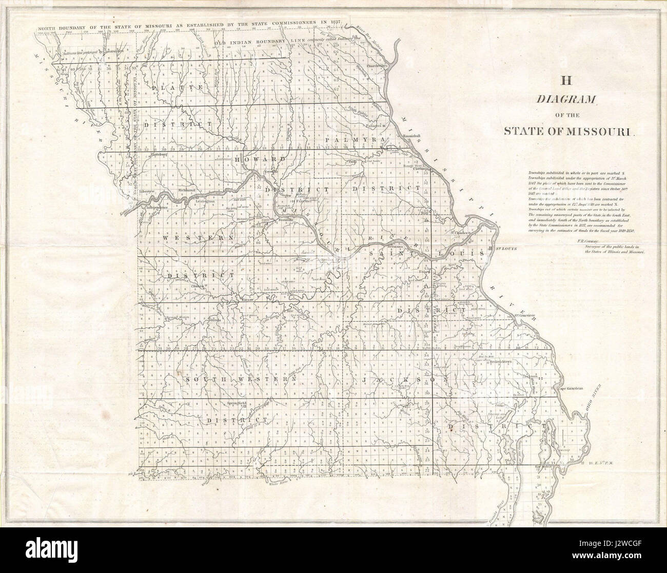 The United States And Territories In  Map Usa  Desy Map - Map us 1850