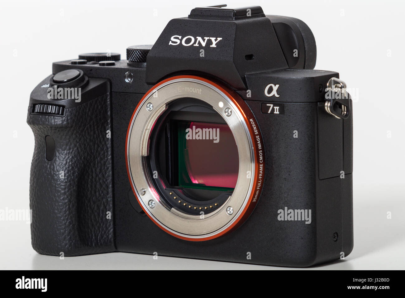 Sony Alpha a7 II Mirrorless Digital Camera Body and lens. With Stock ...