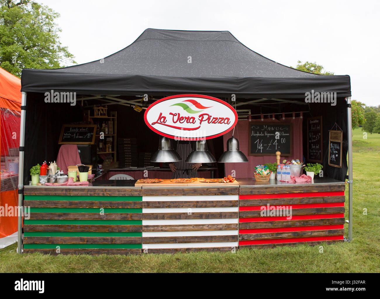 Market Stall Hot Food