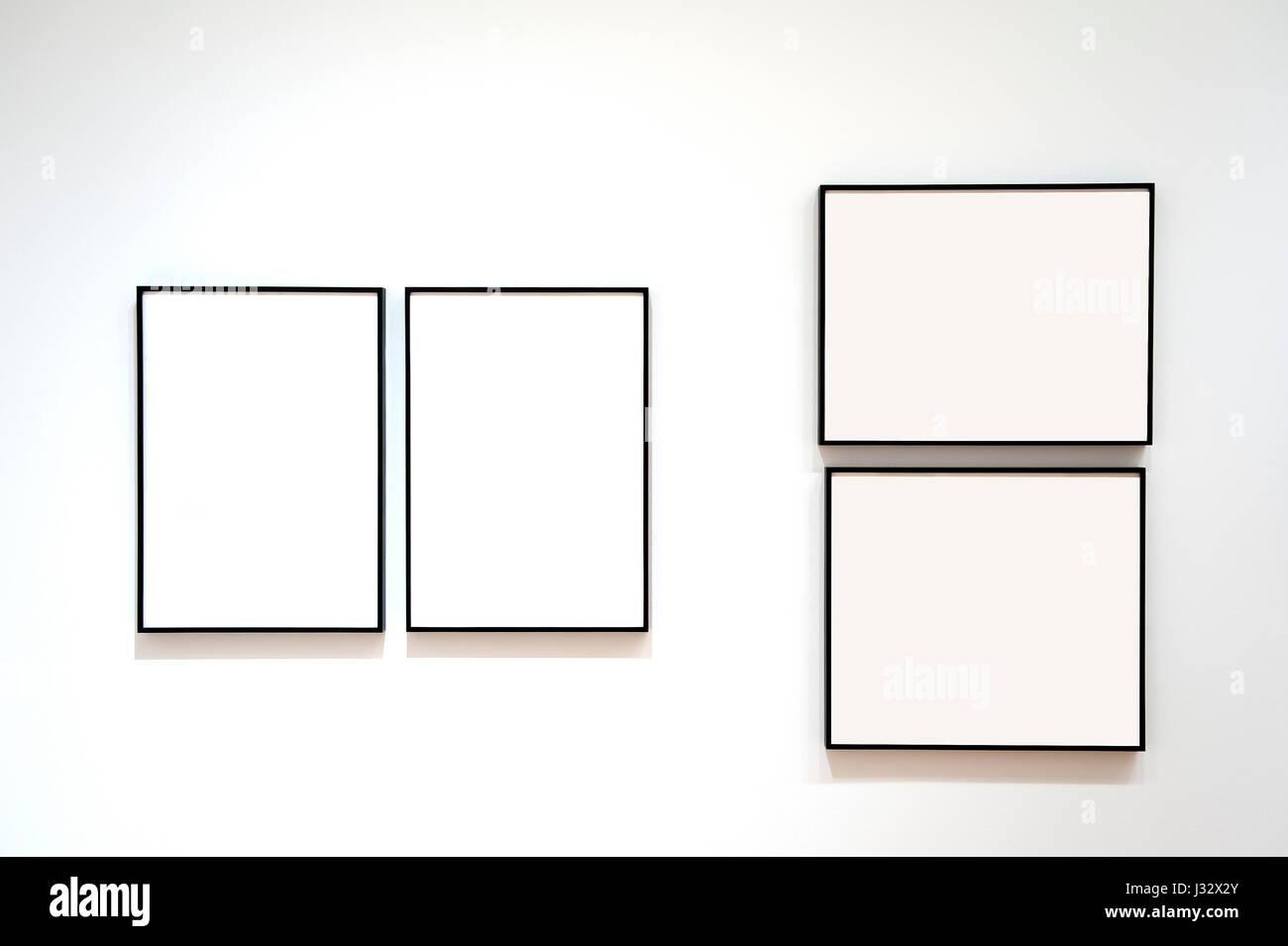 Blank blueprint stock photos blank blueprint stock for Four blank walls