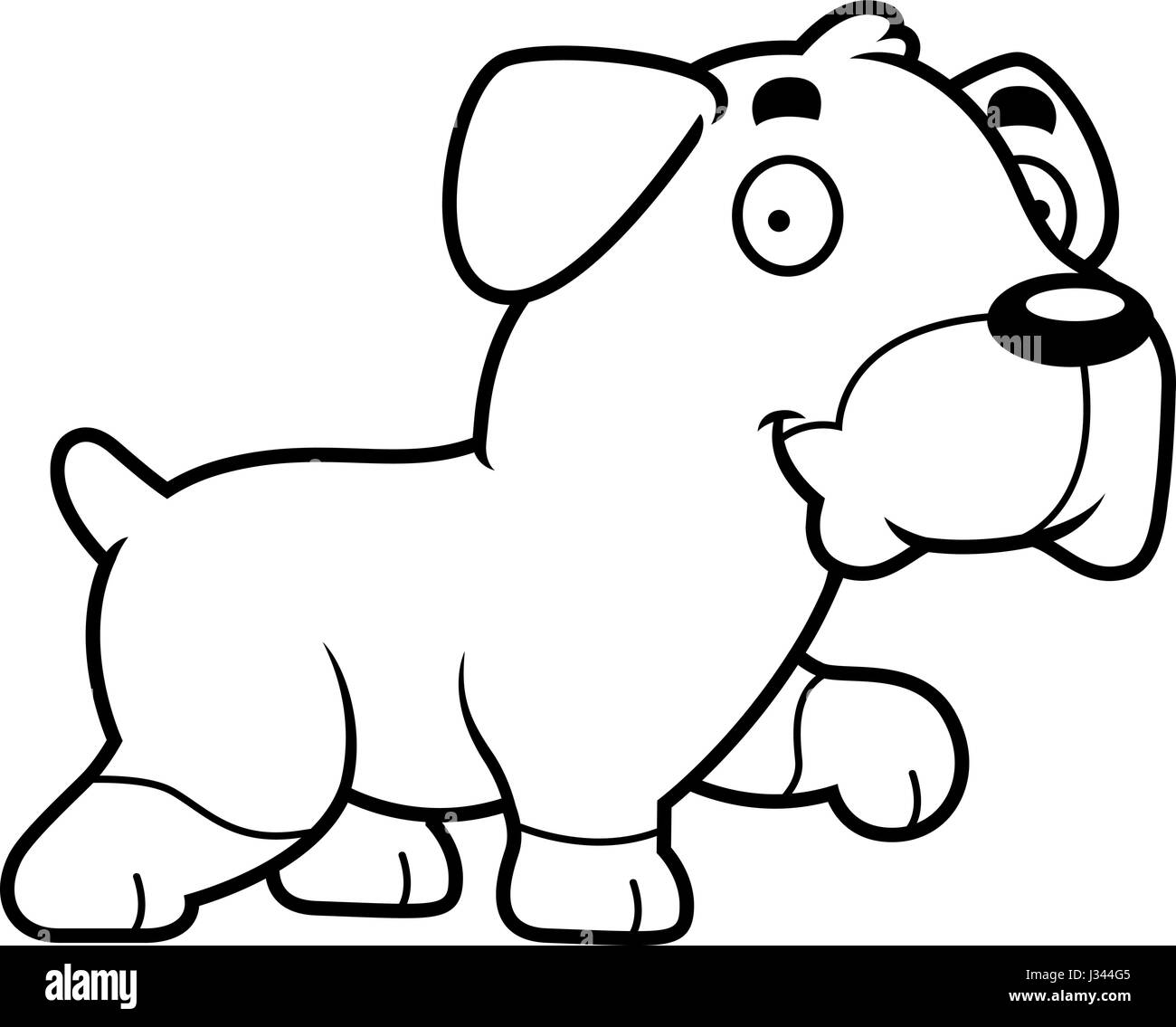 rottweiler stock vector images alamy