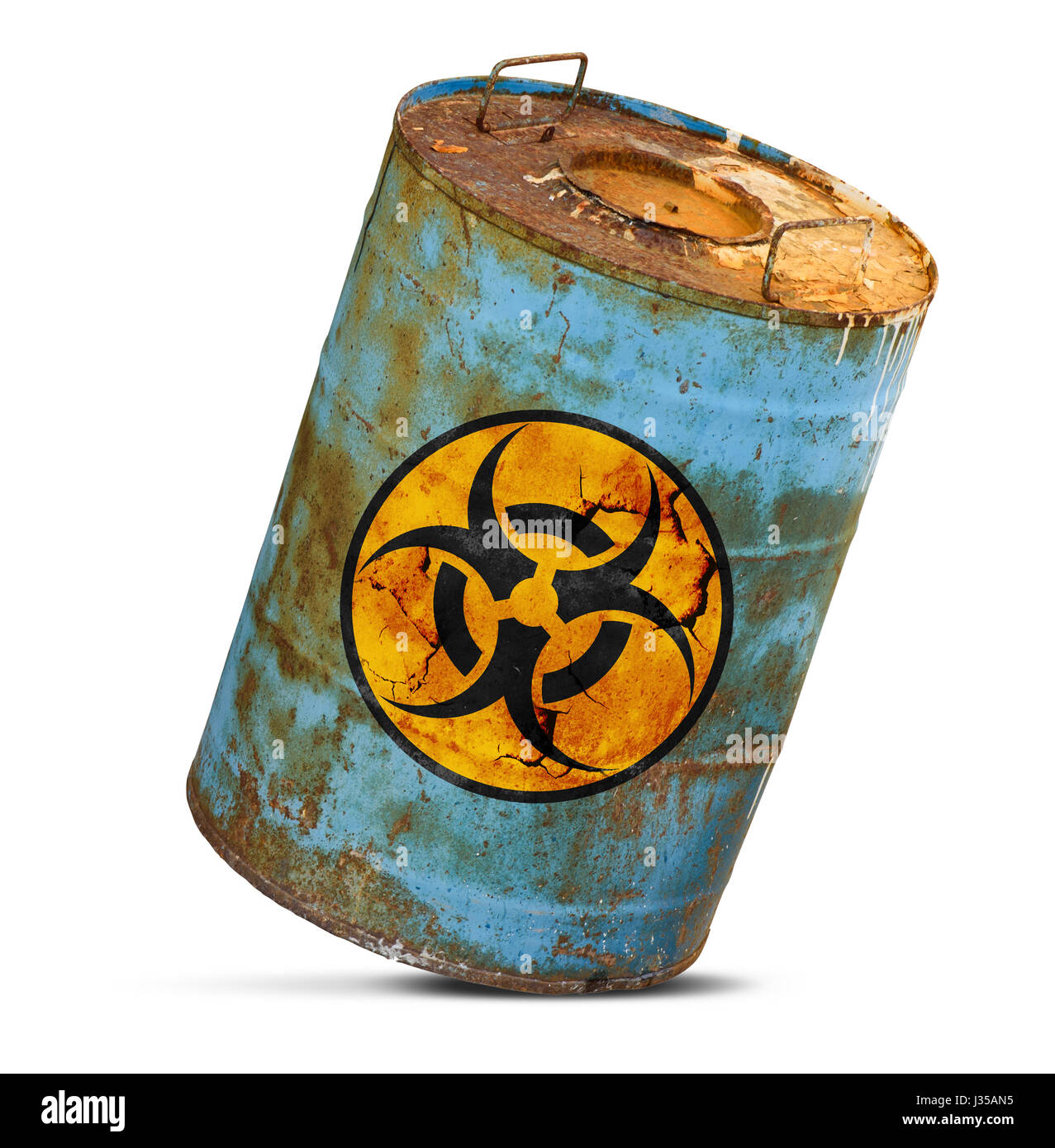 chemical waste Approximately 2l of nitric acid waste had been accumulated in a chemical waste  bottle which originally contained methanol over the course of 12-16 hours, it is.
