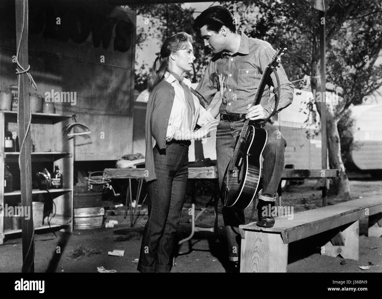 Roustabout year 1964 usa director john rich elvis presley joan freeman it
