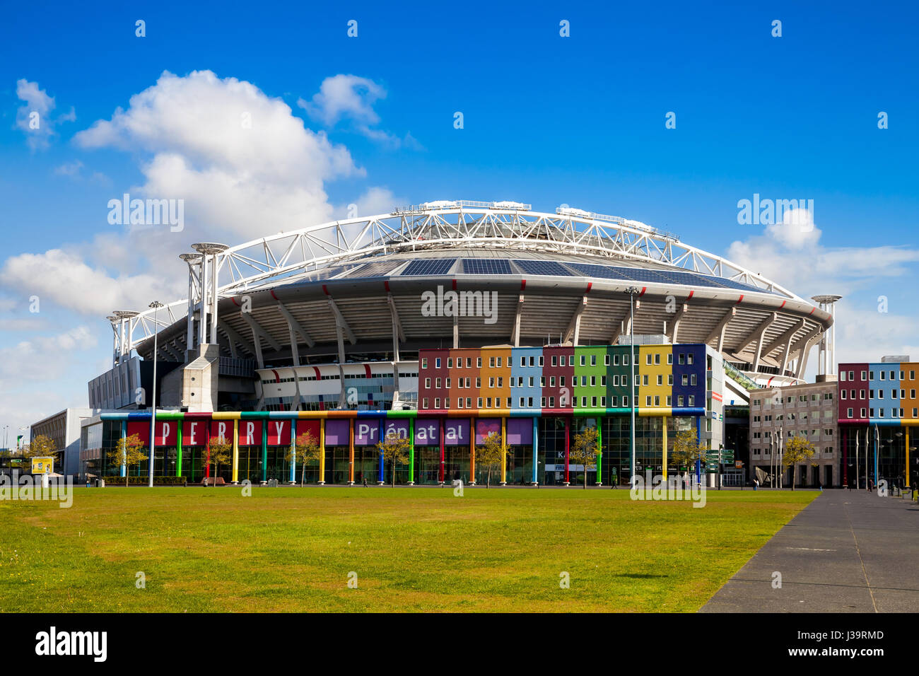 Ajax stock photos ajax stock images alamy for Arena amsterdam