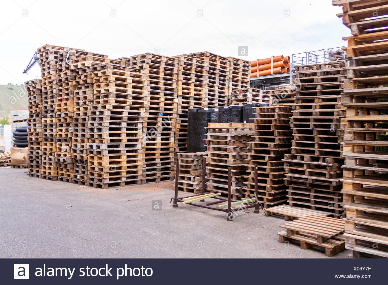Holz Stapeln Stock Photos & Holz Stapeln Stock Images - Alamy