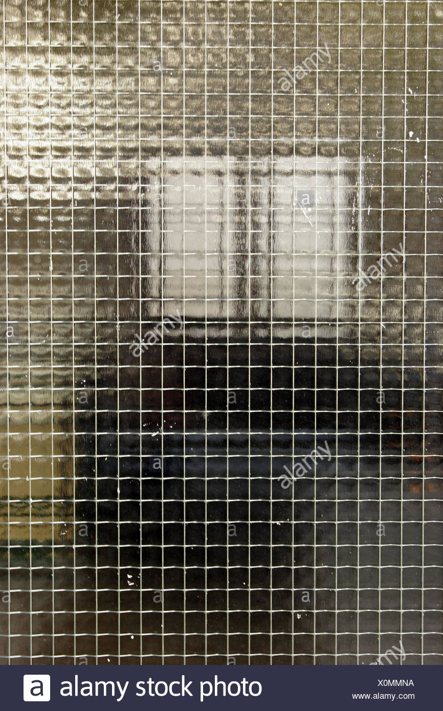 Glass, Wire, Detail, Input, Front Door, Window, Shatterproof Glass, Wire  Glass, Passage, Glass, Checked, Shades,