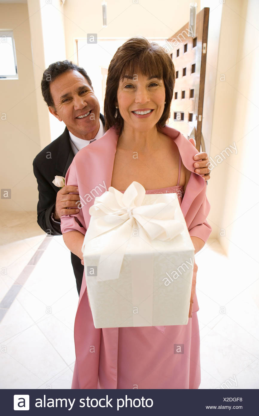 Wedding gift for mature couple