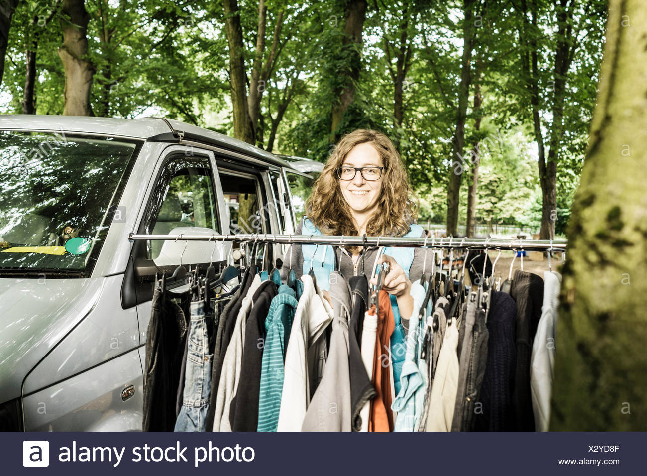 Cars Northern Ireland Used Cars Ni Second Hand Cars For: Second Hand Clothes Rail Stock Photos & Second Hand