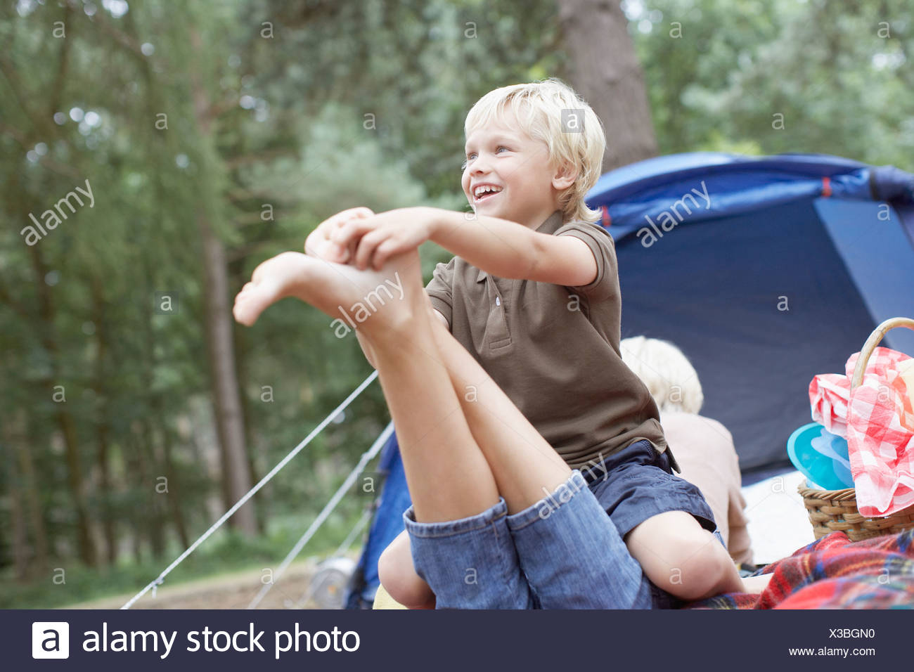 Tickling Foot Stock Photos Amp Tickling Foot Stock Images