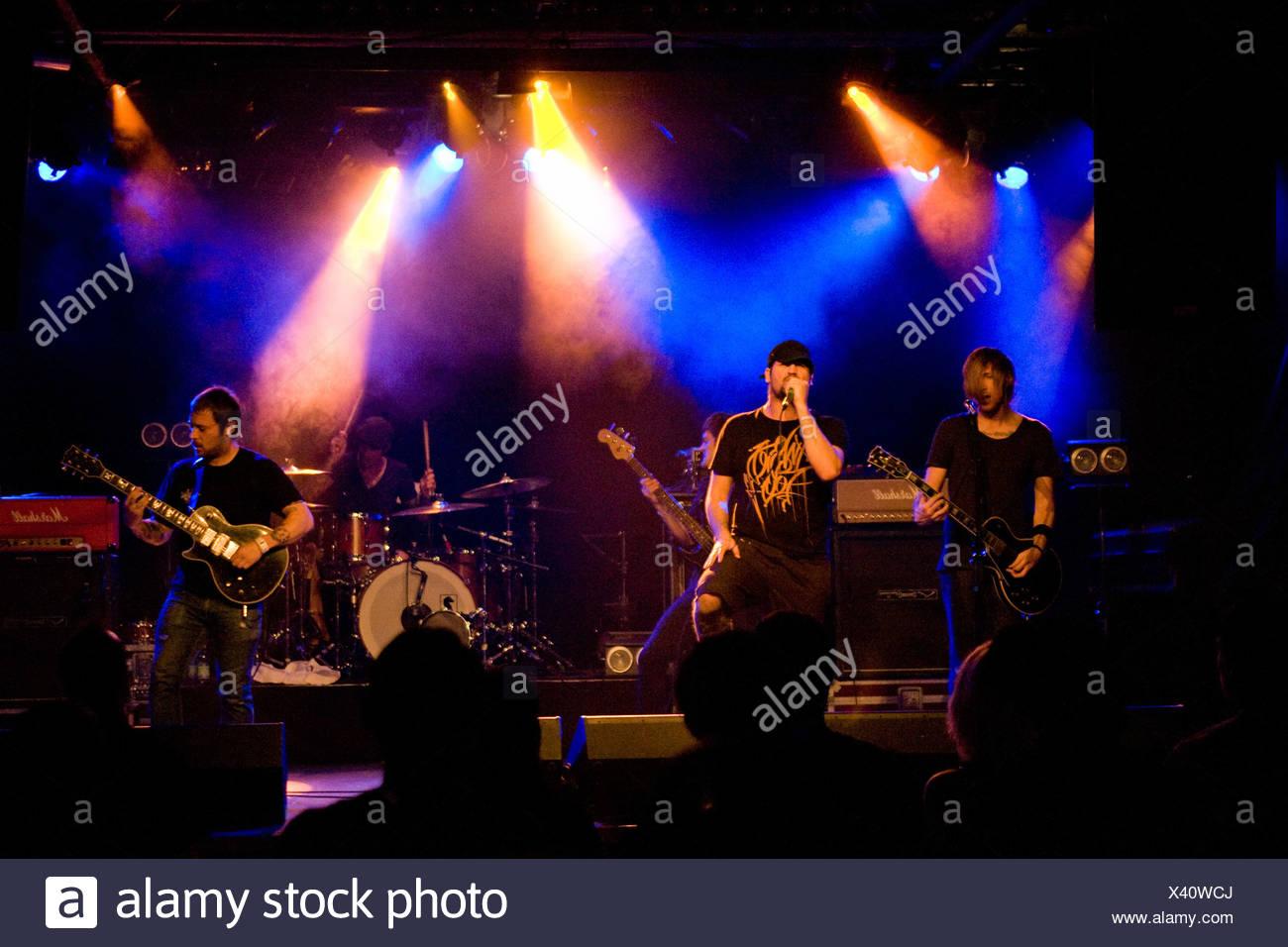 Metalcore hardcore bands