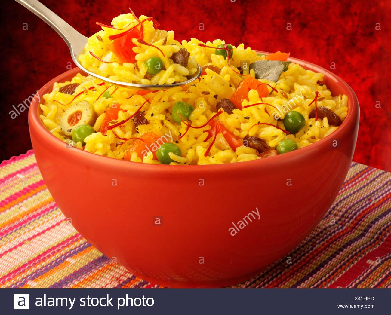 how to make spanish paella rice