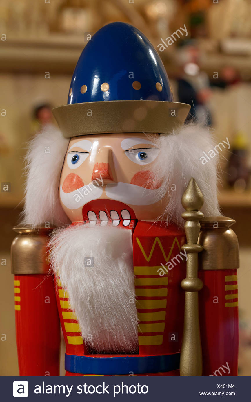 Nutcracker, Christmas market, Germany Stock Photo: 278001476 - Alamy