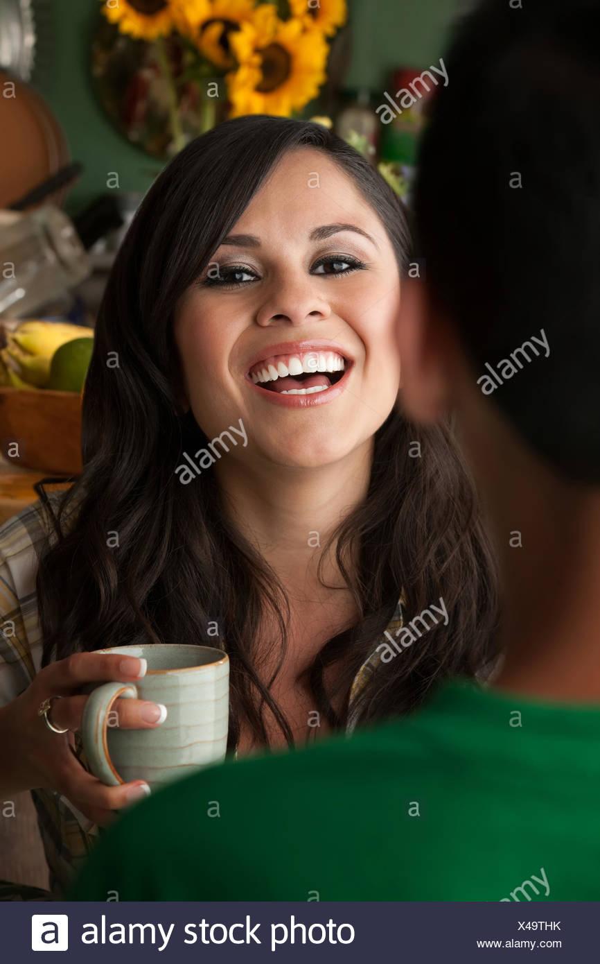 Hispanic girlfriend