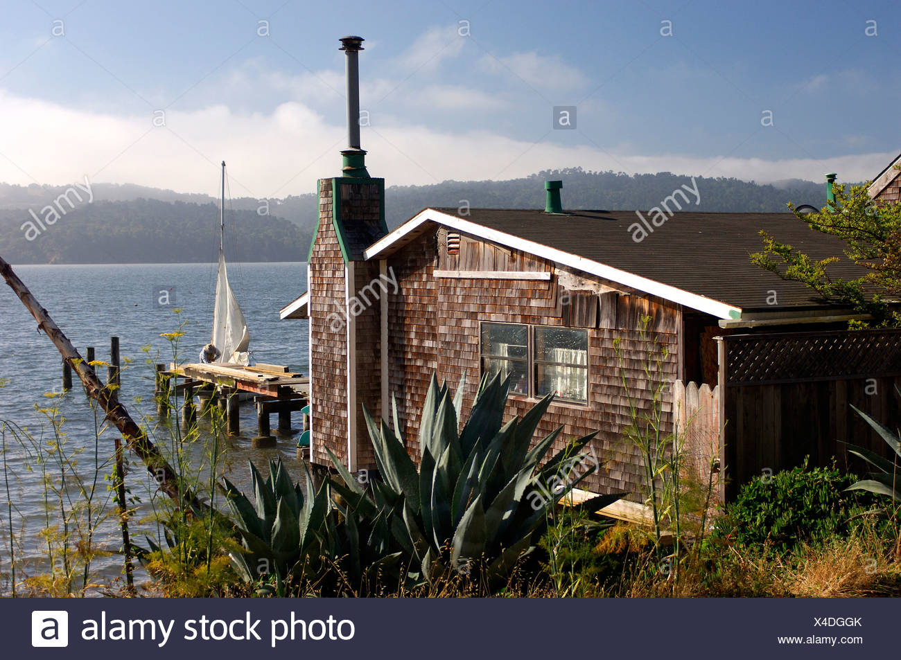House by the Bay in the USA 35