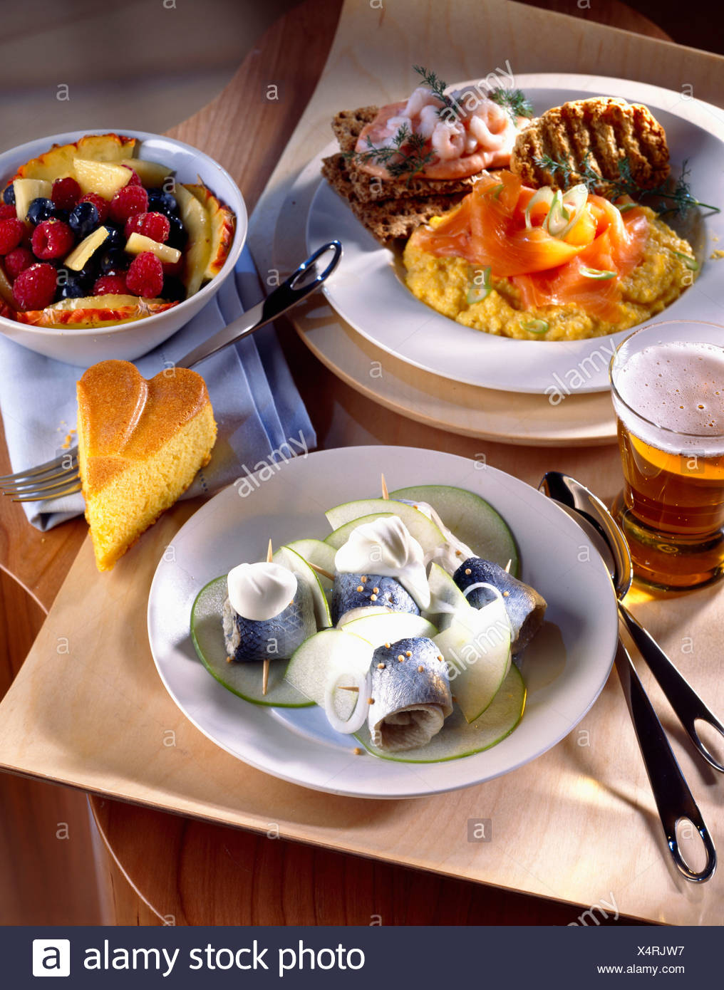 What Types Of Foods Are In The Scandinavian Diet