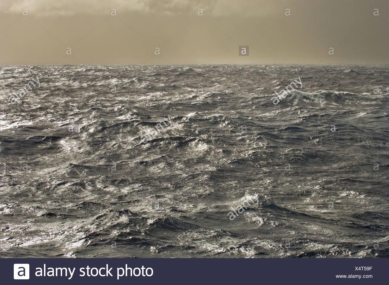 the seas surrounding antarctica where atlantic pacific and indian oceans meet
