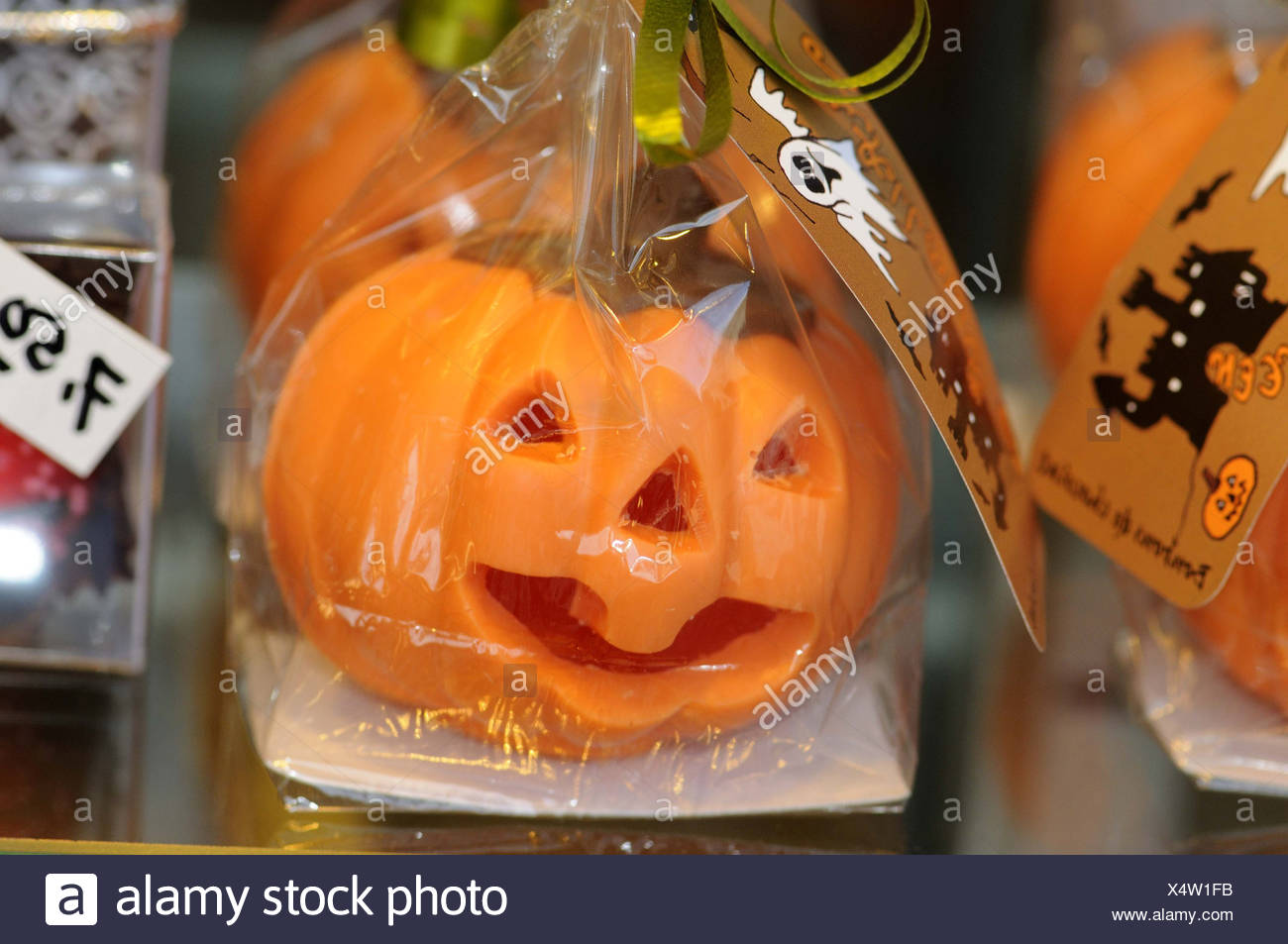 sweet halloween pumpkins barcelona catalonia spain