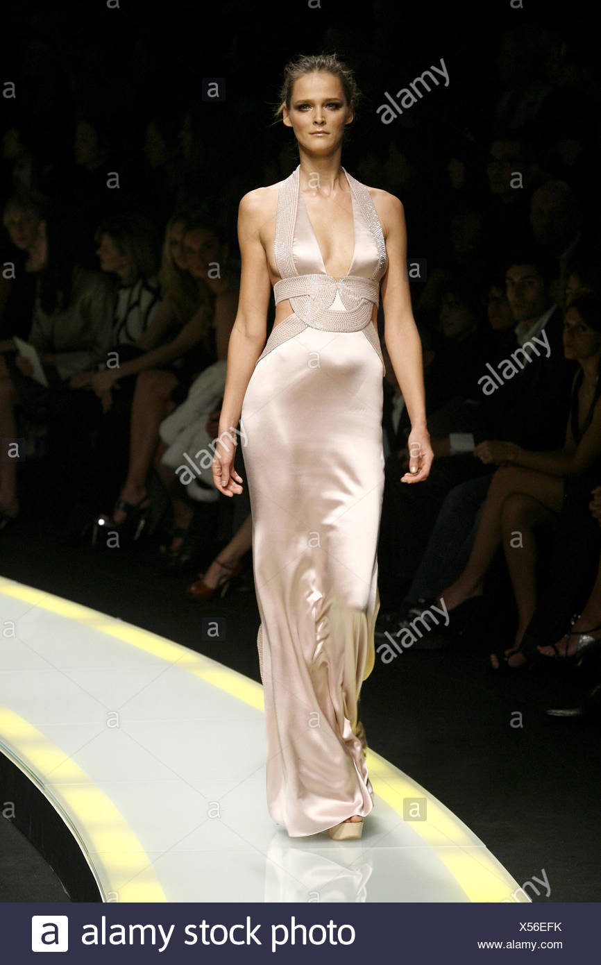 Versace Evening Dress