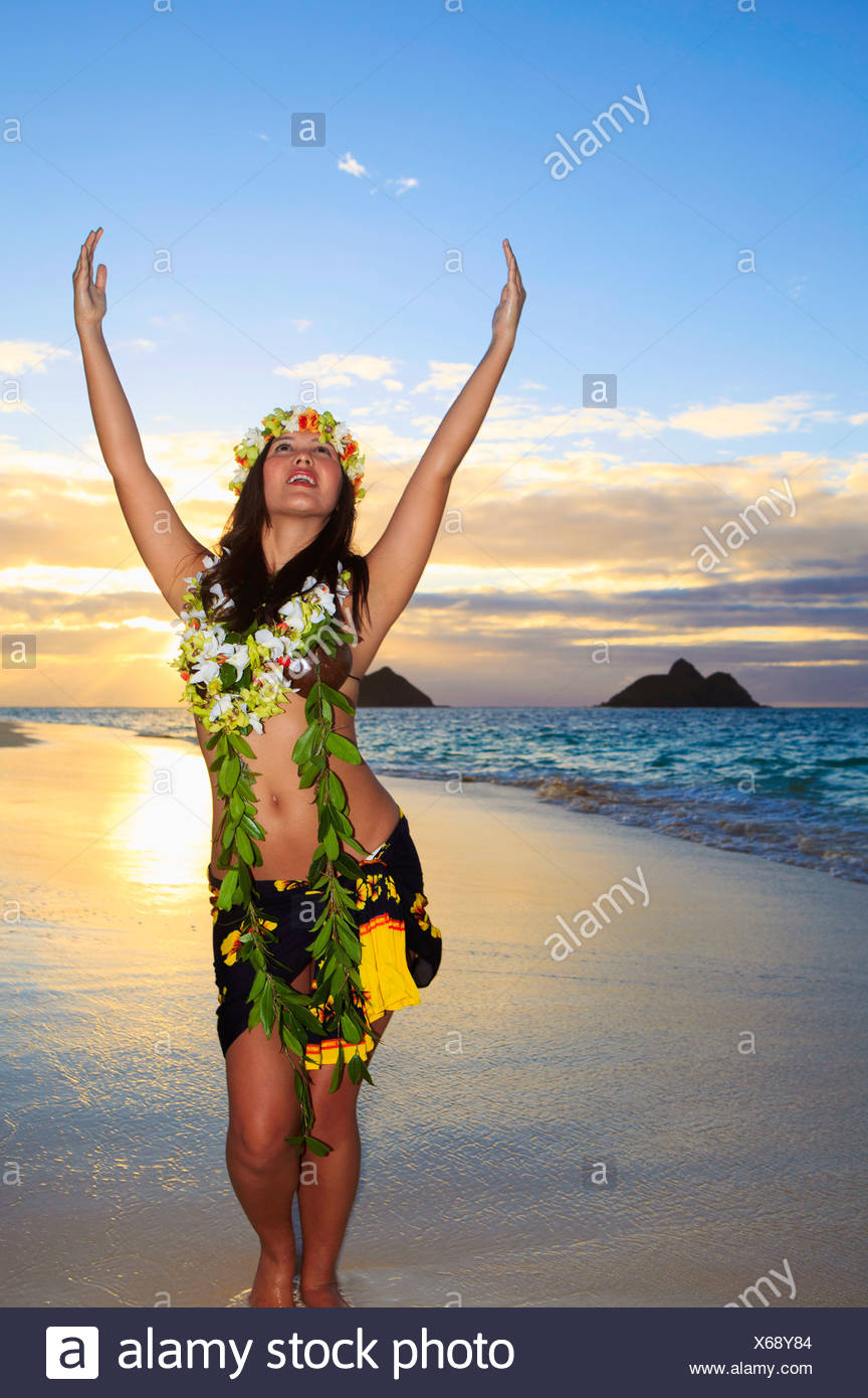 Na Mokulua Hawaii: Lanikai Beach, Oahu, Hawaii Stock Photos & Lanikai Beach