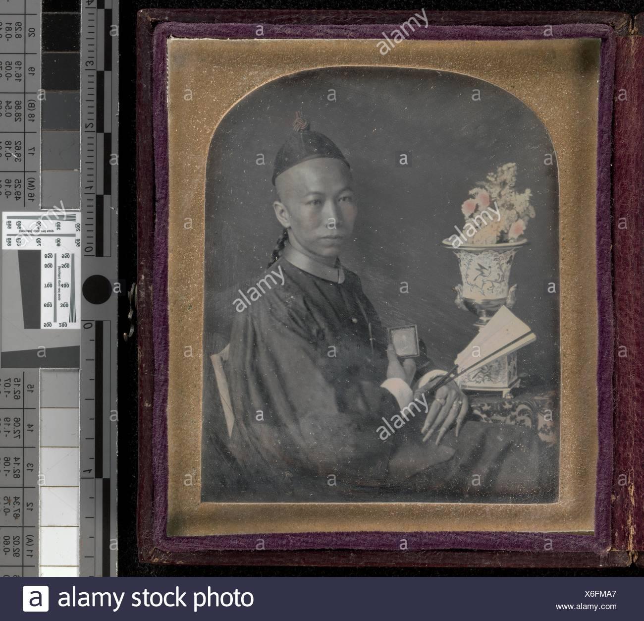 Daguerreotype dating