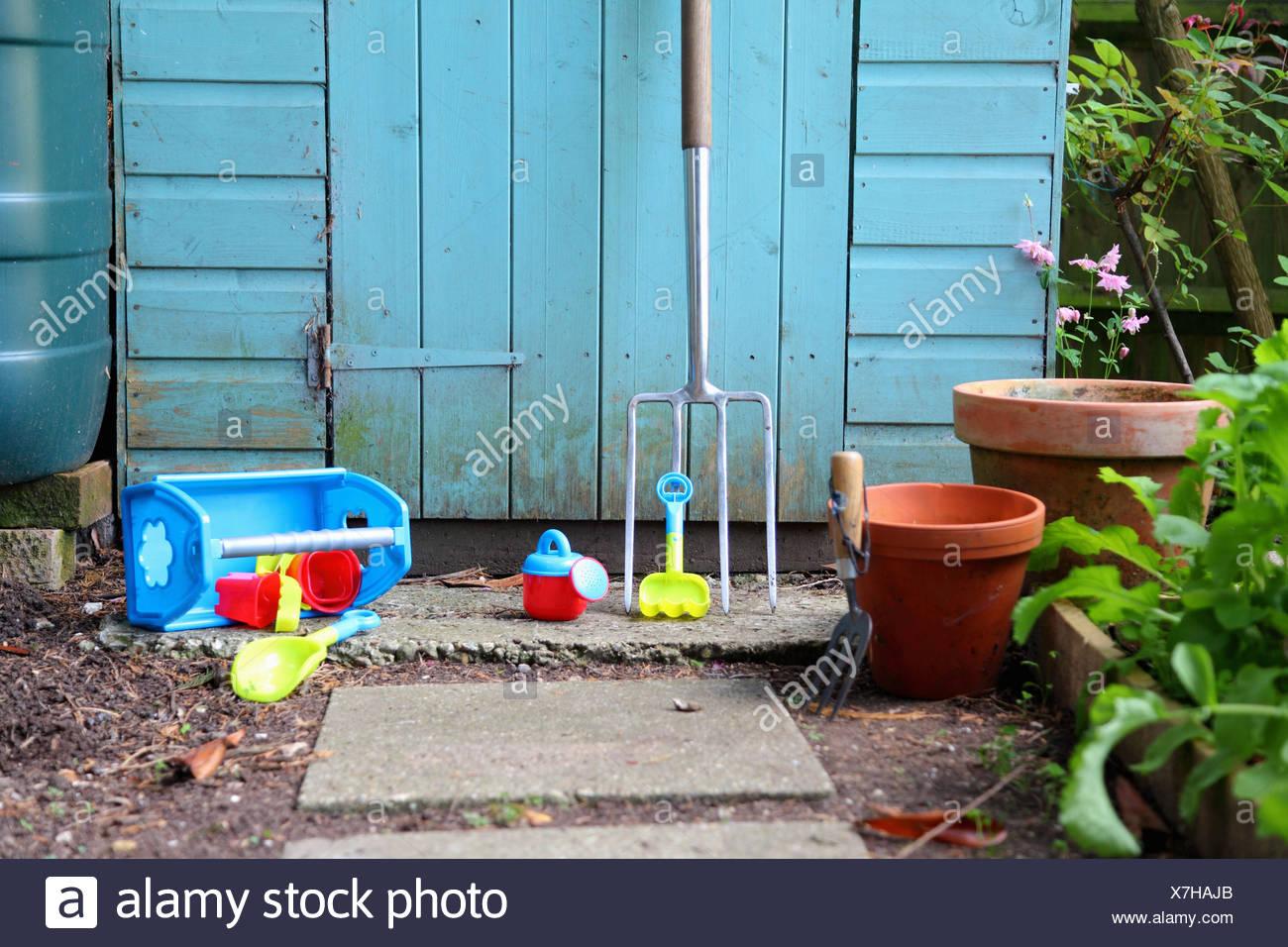 Door Step Pots Stock Photos Amp Door Step Pots Stock Images