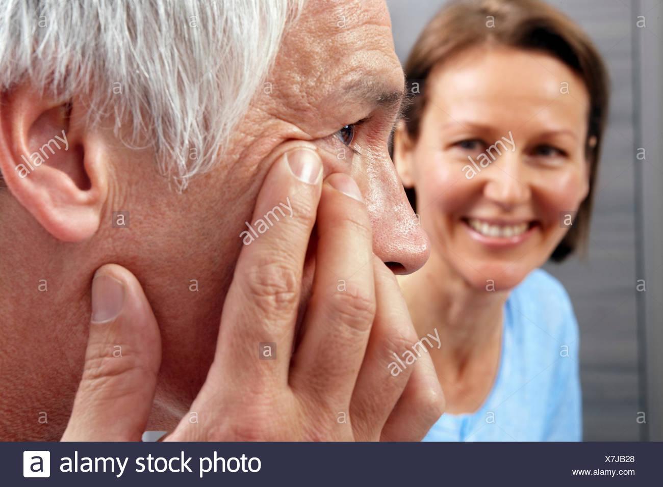 Mature wrinkles
