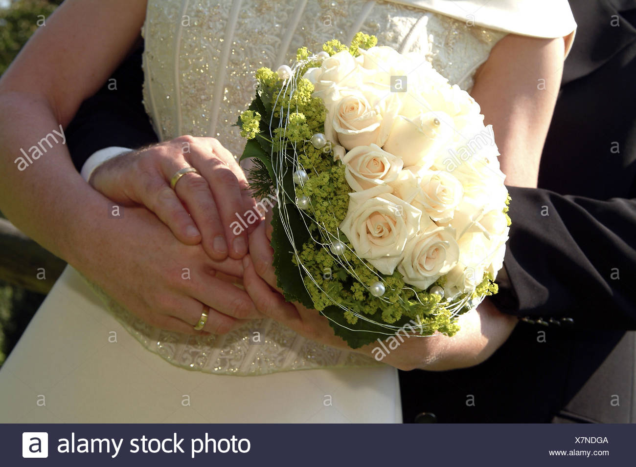 Bride and groom stand one after the other detail embrace bridal bride and groom stand one after the other detail embrace bridal bouquet wedding photo wedding marriage marry before marriage ceremony wedding izmirmasajfo