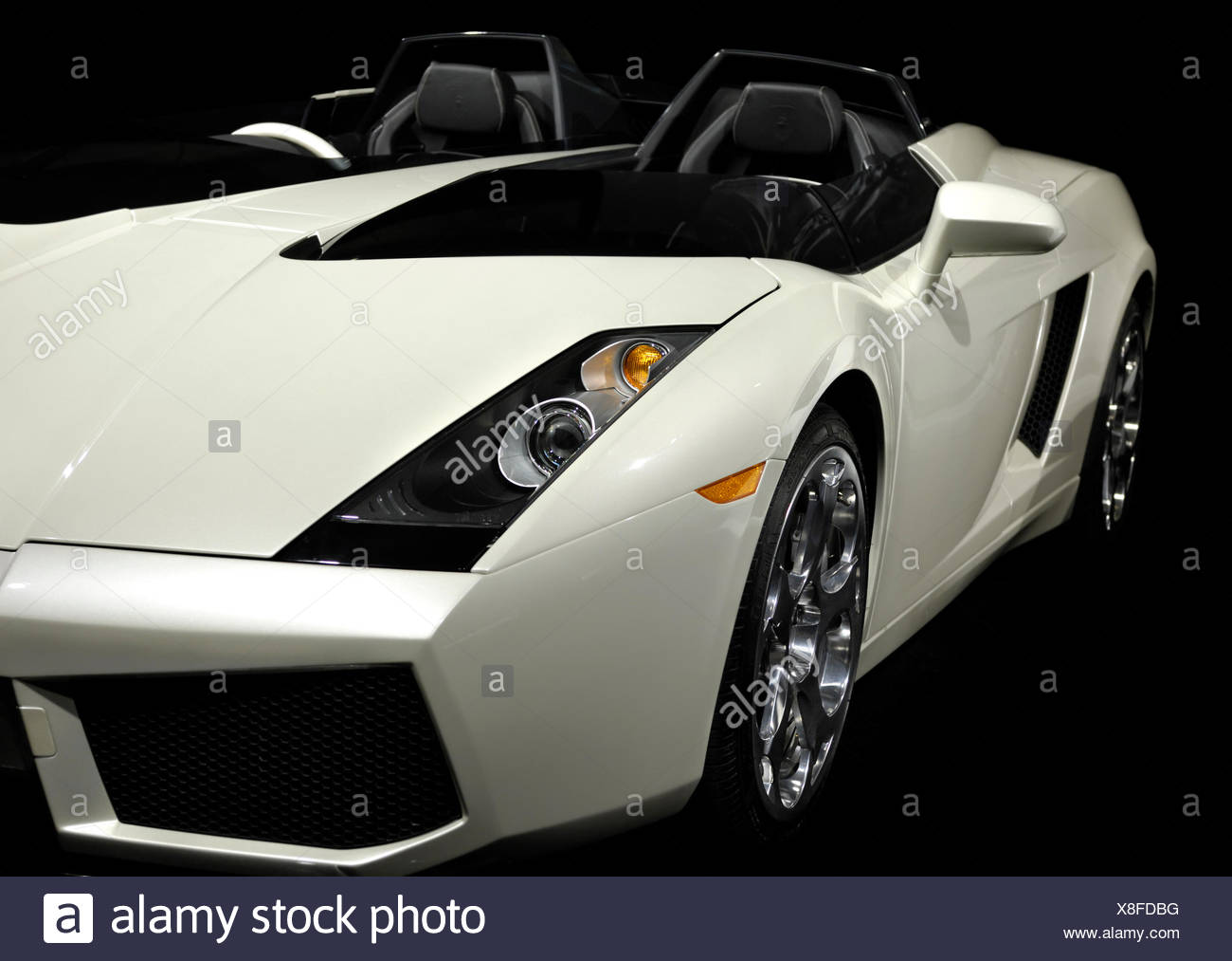 lamborghini super car 2005 concept s stock photo 280622932 alamy