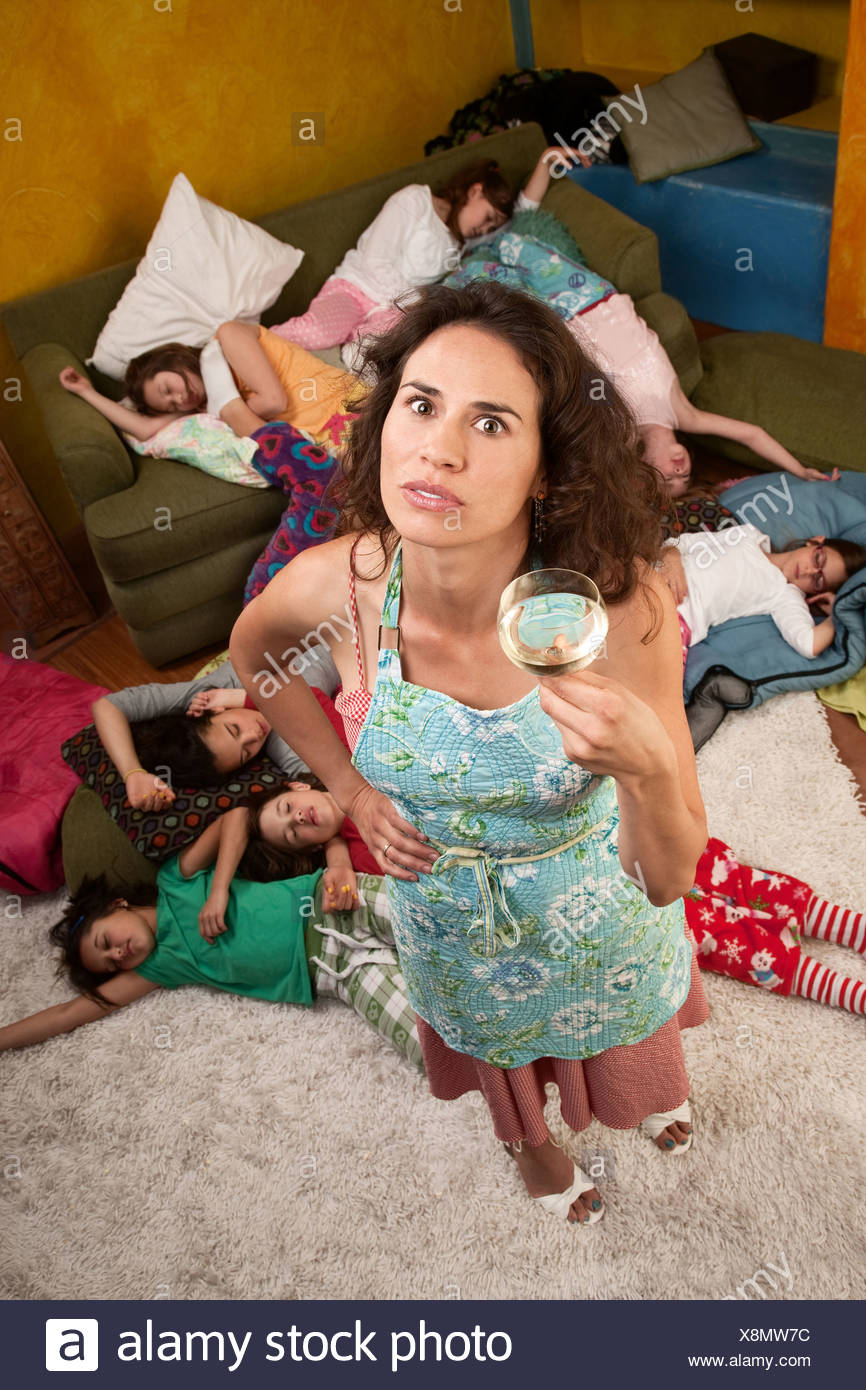 Apologise, but, Mexican young girl sleepover knows