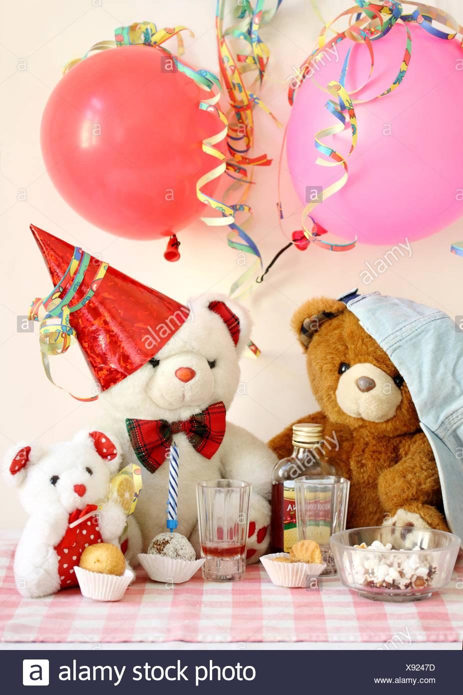 Teddy Bear Birthday Party - Best Birthday Cake 2018