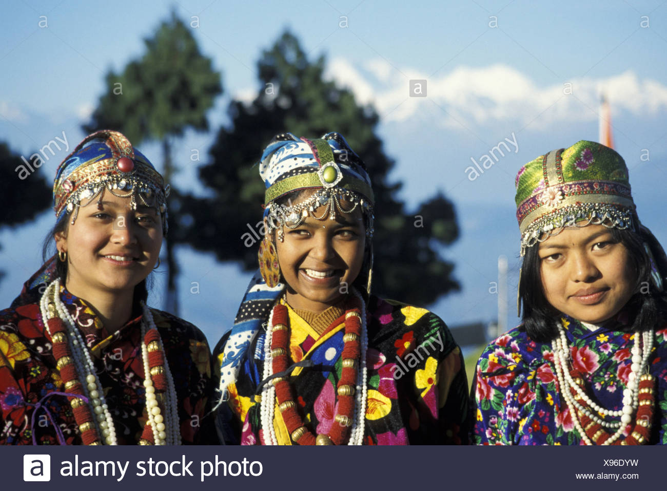 Darjeeling girls