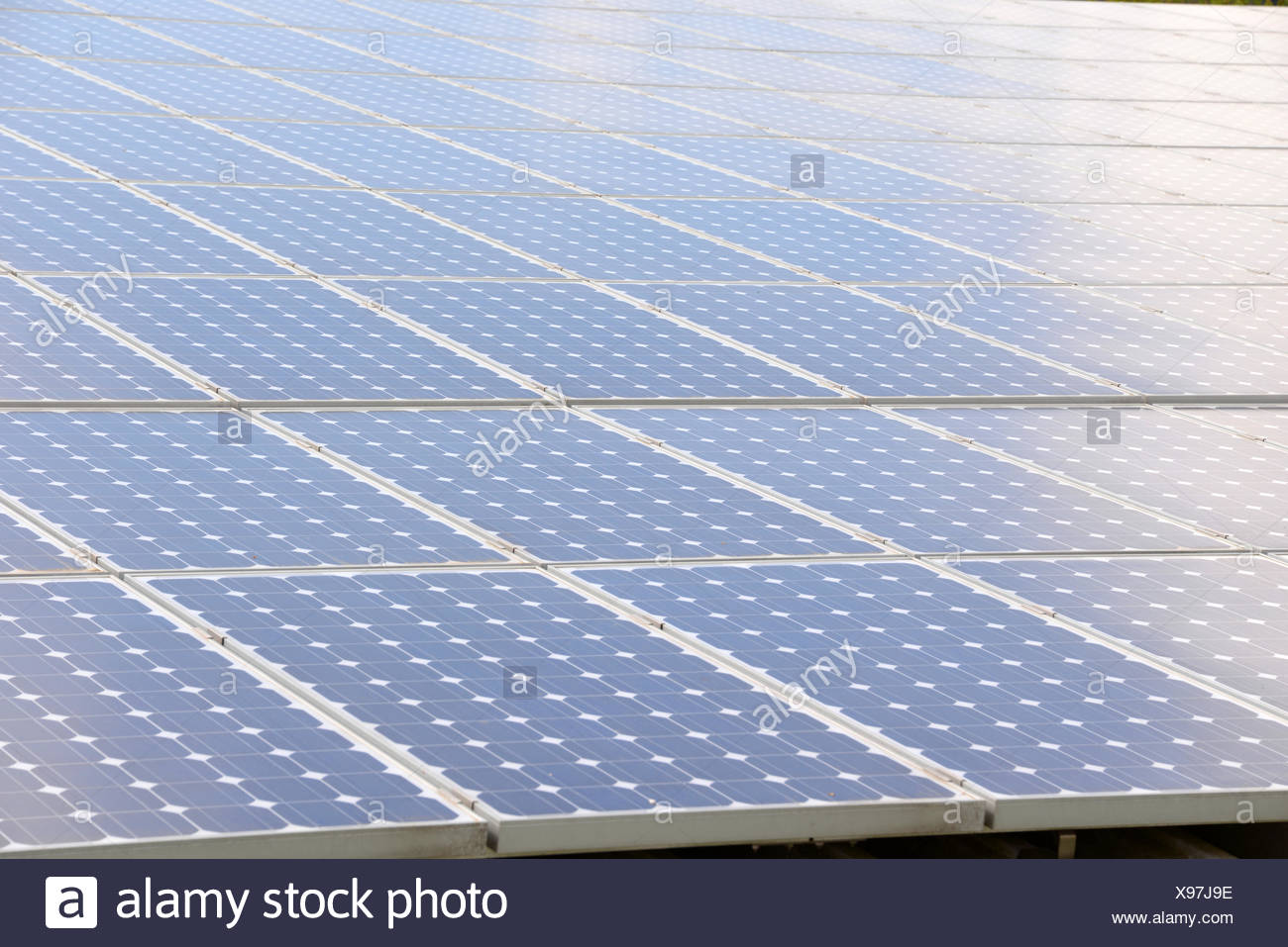 Solaranlage Stock Photo 281065834 Alamy
