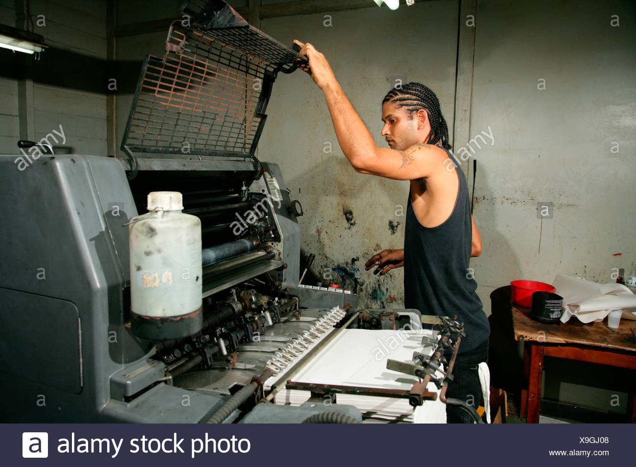 standardization by the printing press The development of the printing press printing is one of the hallmarks of our  civilization, akin to the creation of language, the standardization.