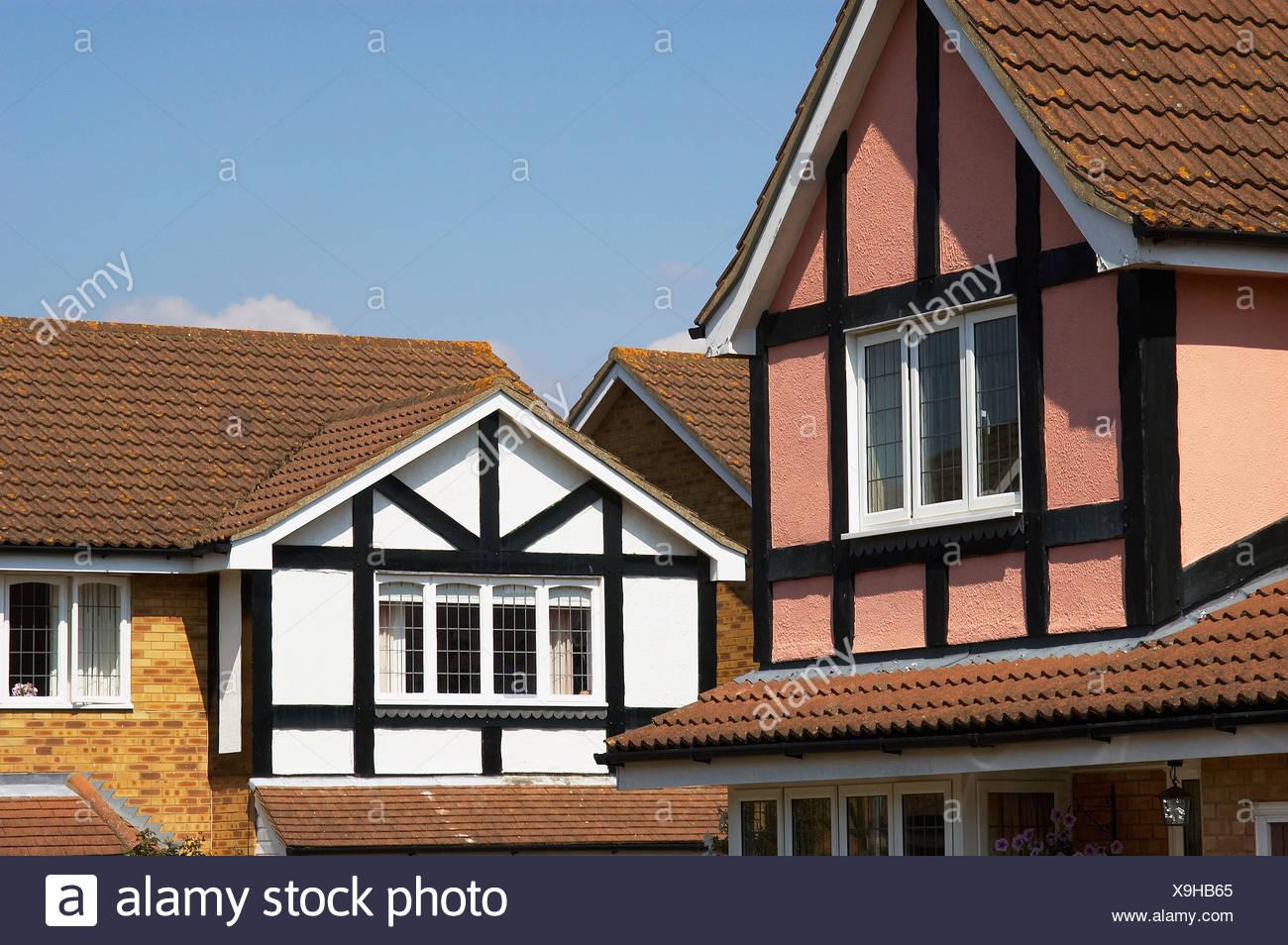 Suburban Home And Driveway Stock Photos Amp Suburban Home