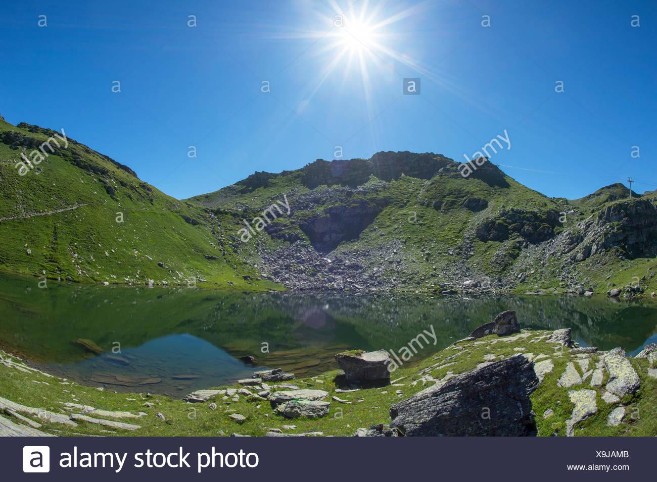 france, south-eastern france, alps, vanoise massif, ski resort les 3