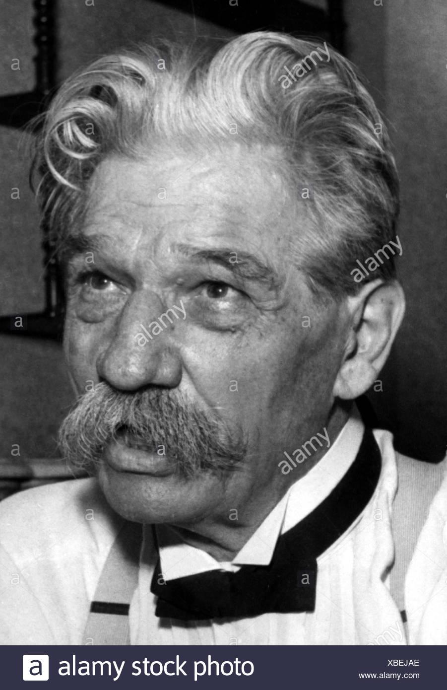 Albert Schweitzer Nobelpreis