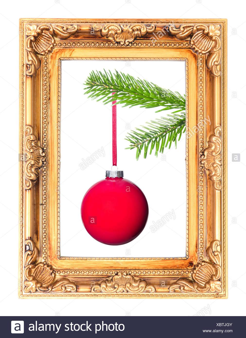 Gemütlich Weihnachtsbaum Bilderrahmen Ornamente Zeitgenössisch ...