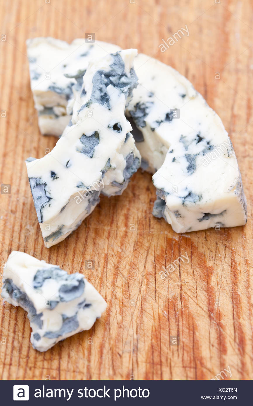 french pasteurized cow s milk blue cheese stock photo 282804669 alamy