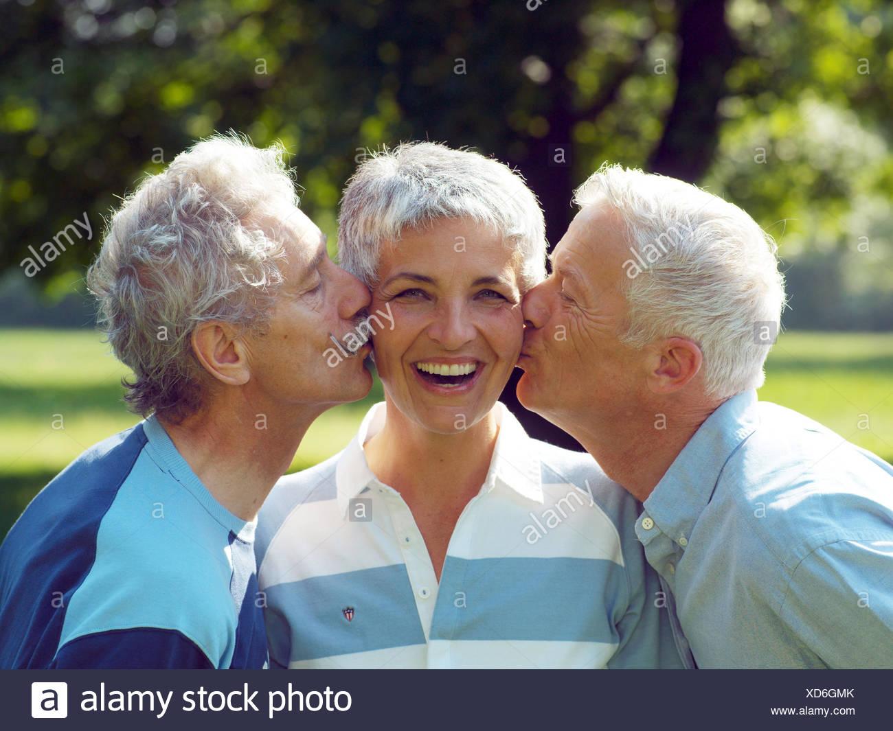 Senior citizen age for female