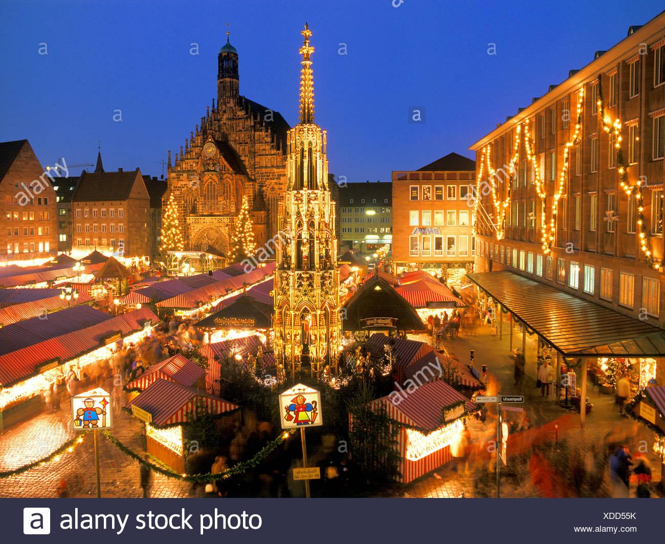 nuremberg christmas market Stock Photo: 283645871 - Alamy
