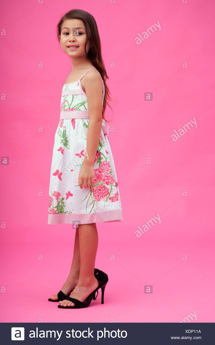 Young girl in heels pics 645