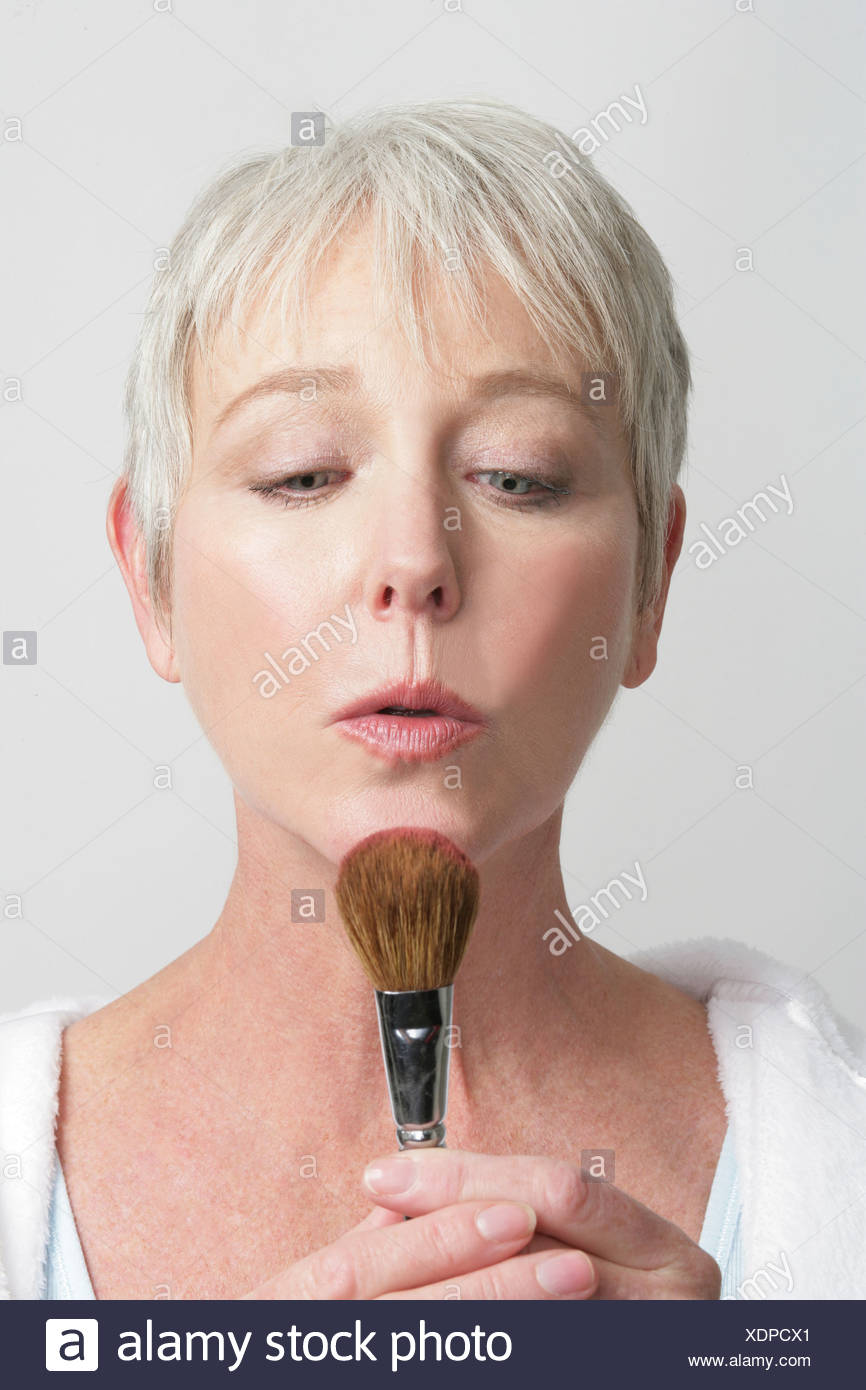 Mature blowing