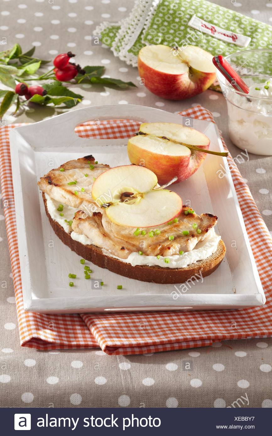 Pork and Apple Sandwiches recommend