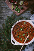 a-big-pot-of-turkey-and-bean-chili-is-ph