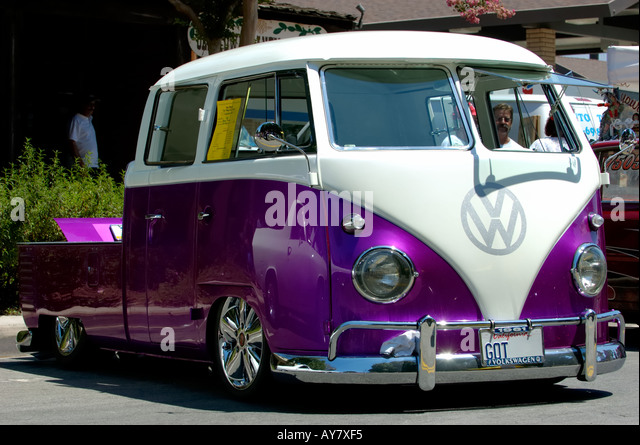 classic vw california stock photos classic vw california stock images alamy. Black Bedroom Furniture Sets. Home Design Ideas