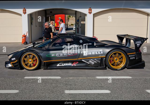 Pagani Zonda R, Guarnieri, Sports Car, Track Day At Ascari Resort, Spain